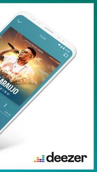 Deezer: Ouvir Música Online, Playlists e Rádio imagem de tela 1