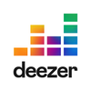 Deezer for Android TV アイコン
