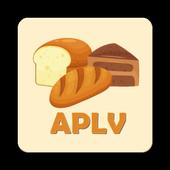 Pães e Bolos APLV icon