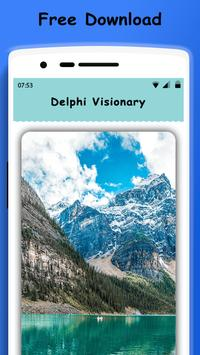 Delphi visionsary screenshot 1