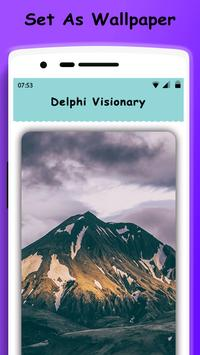 Delphi visionsary screenshot 2
