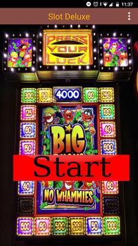 Игровой автомат - Slot Deluxe poster