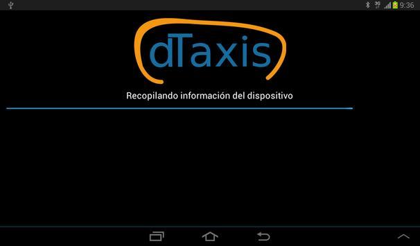 Instalador dTaxis poster