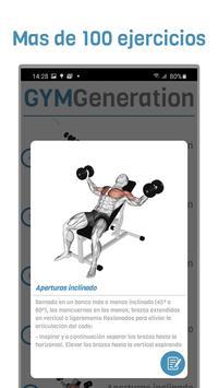 GYM Generation Fitness Pro Ekran Görüntüsü 4