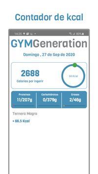 GYM Generation Fitness Pro Ekran Görüntüsü 6
