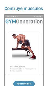 GYM Generation Fitness Pro Ekran Görüntüsü 2