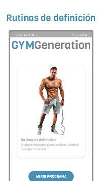 GYM Generation Fitness Pro Ekran Görüntüsü 3