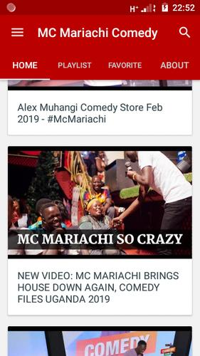 MC Mariachi Comedy for Android - APK Download