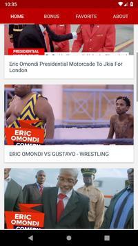 Eric Omondi - Video App 2019 screenshot 1