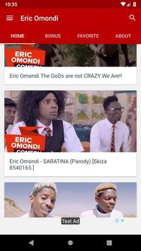 Eric Omondi - Video App 2019 screenshot 2