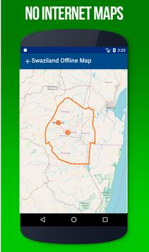 📍Swaziland Maps Driving Directions: Andriod App for Android - APK on