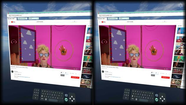 VR Browser screenshot 2