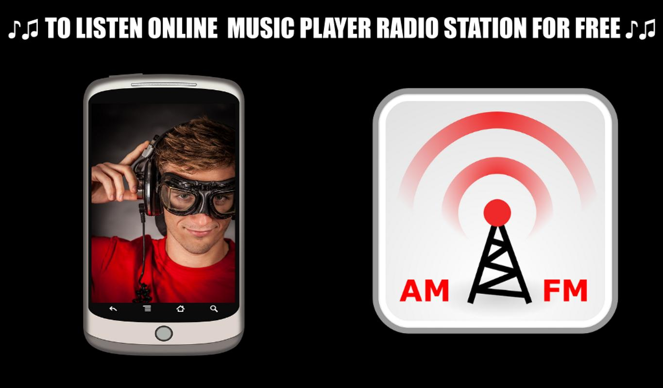 P radio music station for android download.