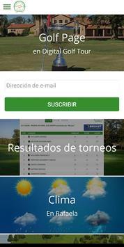 Golf Jockey Club Rafaela screenshot 1