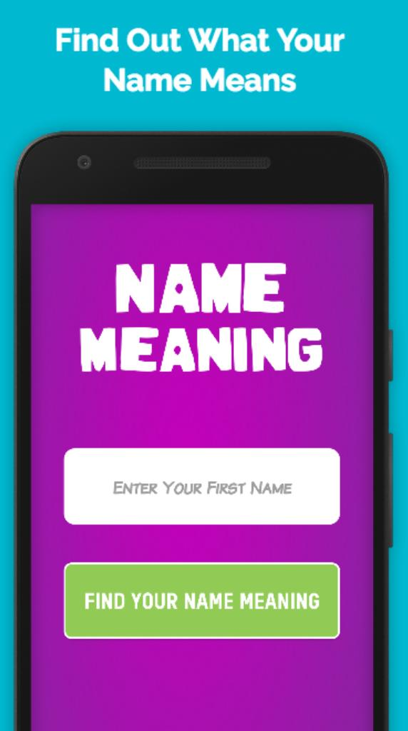 My Name Meaning for Android - APK Download