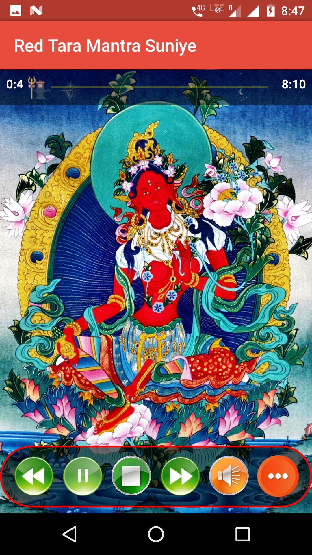 Red Tara Mantra Suniye for Android - APK Download