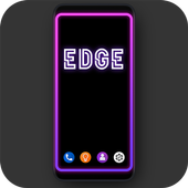 Edge Notification Lighting - Rounded Corner icon