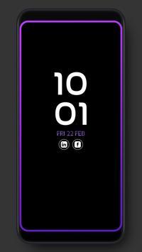 Edge Notification Lighting - Rounded Corner screenshot 1