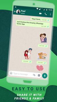 Romantic Stickers For Whatsapp Mega Pack screenshot 3