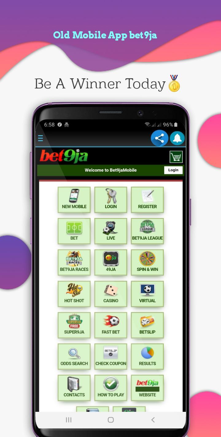 Bet9a App Download