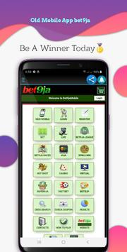bet9ja old mobile for Android - APK Download