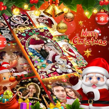 LivePixFun - Lively Photo Frames for Christmas poster