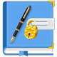 Diary with lock APK image thumbnail