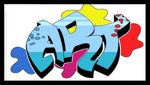 Draw graffiti from scratch screenshot 2