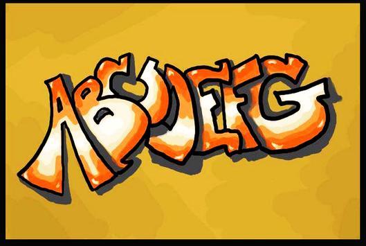 Draw graffiti from scratch screenshot 4