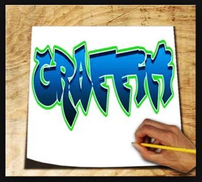 Draw graffiti from scratch screenshot 5