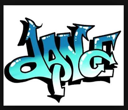 Draw graffiti from scratch screenshot 6