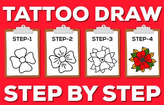 How To Draw Tattoo screenshot 4