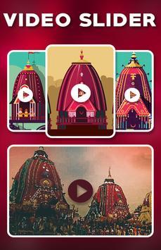 Rath Yatra Video Maker With Music screenshot 2