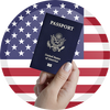USA Citizenship Test 2019: Easy Method: 100% Pass! simgesi