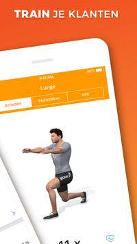 Virtuagym Coach - voor Personal Trainers screenshot 1