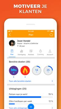Virtuagym Coach - voor Personal Trainers screenshot 2