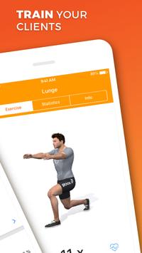 Virtuagym Coach - Personal Trainer, Track Clients скриншот 1