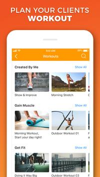 Virtuagym Coach - Personal Trainer, Track Clients скриншот 3