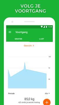 Calorieënteller en track jouw voeding screenshot 3