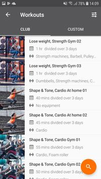 Basic-Fit Screenshot 1