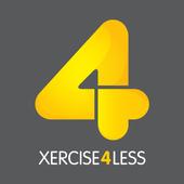Xercise4Less-icoon