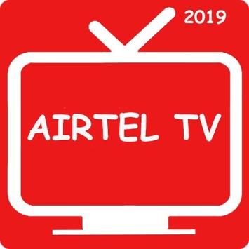 Tips for Airtel TV & Digital TV Channels 2019 poster