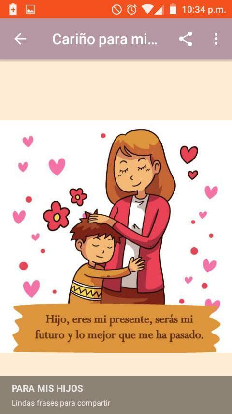 Reflexiones Y Frases De Cariño Para Padres E Hijos For
