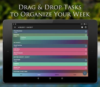 2 Schermata Simply Goals & Tasks To-Do List