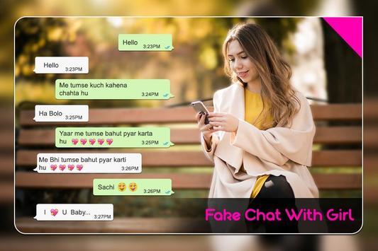 Fake Chat with Bhabhi : Fake Audio/Video Call screenshot 2