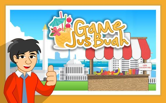 Game Jus Buah poster