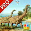 Dinosaurs Cards PRO  (Learn English Faster) ikon