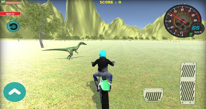 tyrannosaurus rex sim racing screenshot 15
