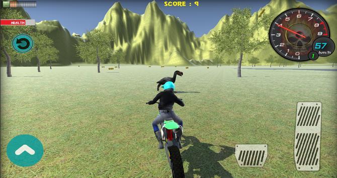 tyrannosaurus rex sim racing screenshot 10
