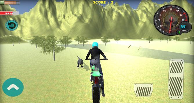 tyrannosaurus rex sim racing screenshot 13